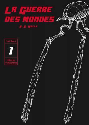 Visuel Guerre des mondes (La) / Uchū sensō (宇宙戦争) – The War of the Worlds (Seinen)