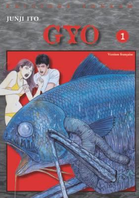 Visuel Gyo / Gyo (Seinen)