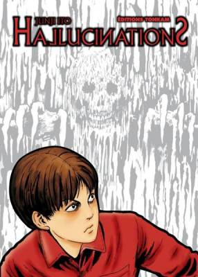 Visuel Hallucinations / Itoh Junji Kyofu Manga Collection vol. 9 - Kubi Gensou (Seinen)