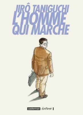 Visuel Homme qui marche (L') / Aruku Hito (Seinen)