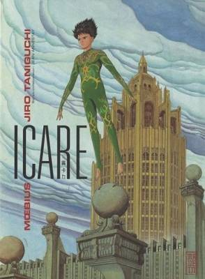 Visuel Icare / Icare (Seinen)