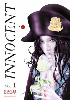 Visuel Innocent / <i>Partie 1:</i> Innocent (イノサン)<br /><i>Partie 2:</i> Innocent Rouge (イノサン Rouge) (Seinen)