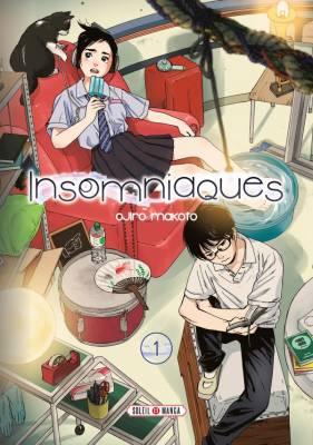 Visuel Insomniaques / Kimi wa Houkago Insomnia (君は放課後インソムニア) (Seinen)