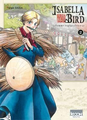 Visuel Isabella Bird, Femme exploratrice tome 2
