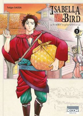 Visuel Isabella Bird, Femme exploratrice tome 3