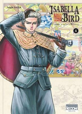 Visuel Isabella Bird, Femme exploratrice tome 4