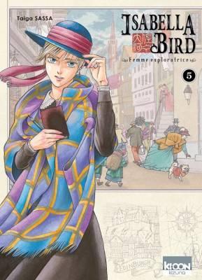 Visuel Isabella Bird, Femme exploratrice tome 5