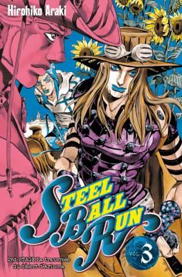 Visuel Steel Ball Run tome 3