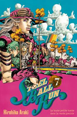 Visuel Steel Ball Run tome 7