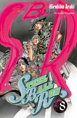 Visuel Steel Ball Run tome 8