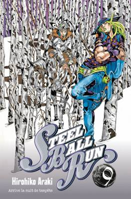 Visuel Steel Ball Run tome 9