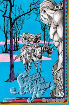 Visuel Steel Ball Run tome 16