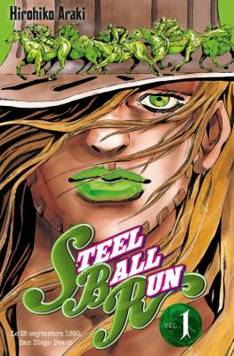 Visuel Steel Ball Run tome 1