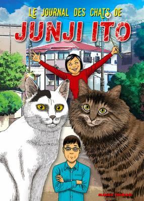 Visuel Journal des Chats de Junji Ito (Le) / Itou Junji no Neko Nikki: Yon & Mu - Ito Junji's Cat Diary (Seinen)
