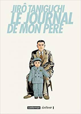 Visuel Journal de mon père (le) / 父の暦, Chichi no koyomi (Seinen)