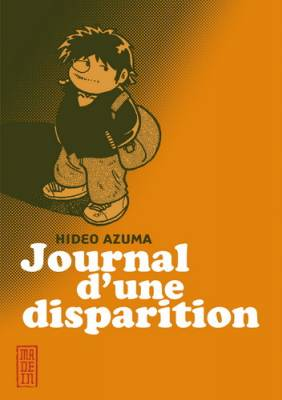 Visuel Journal d'une disparition / Desappearance diary (Seinen)