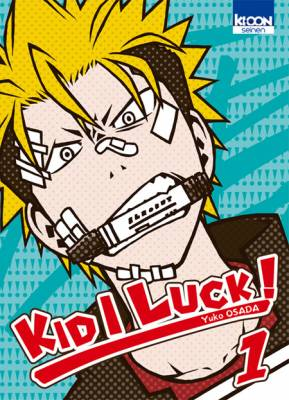 Visuel Kid I Luck! / Kid I Ruck! (Seinen)
