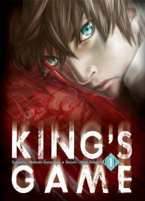 Visuel King's Game / Ousama Game (Seinen)