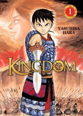 Visuel Kingdom tome 1