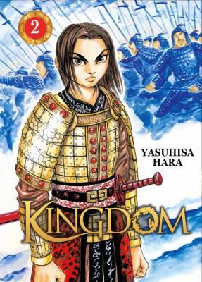 Visuel Kingdom tome 2
