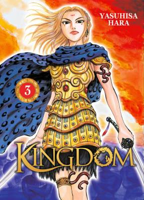 Visuel Kingdom tome 3