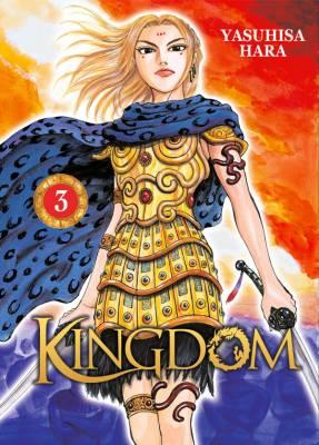 Visuel Kingdom tome 3
