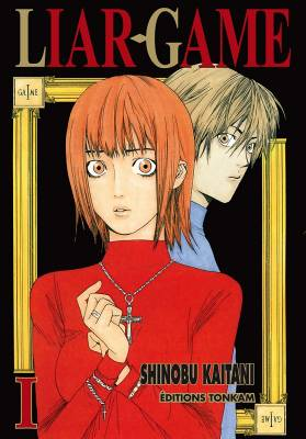 Visuel Liar Game / Liar Game (ライアーゲーム) (Seinen)