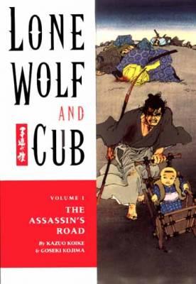 Visuel Lone Wolf and Cub / Kozure Okami (Seinen)