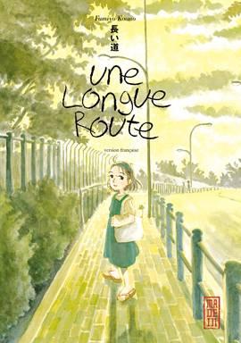 Visuel Longue route (Une) / Nagai Michi (Seinen)