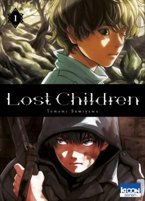 Visuel Lost Children / Lost Children (Seinen)