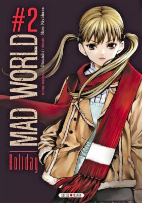 Visuel Mad World - Holiday / Shissou Holiday (Shōnen)
