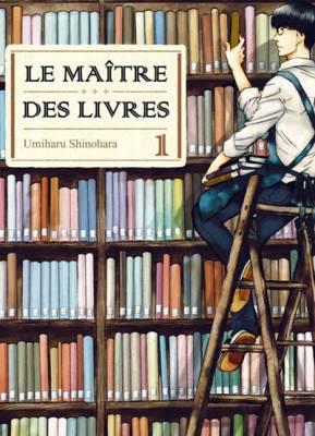 Visuel Maître des Livres (Le) / Toshokan no Aruji (図書館の主) (Seinen)