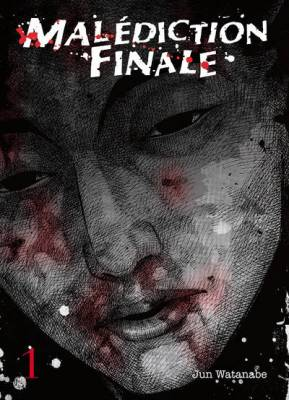 Visuel Malédiction Finale / Kudan no Gotoshi (クダンノゴトシ) (Seinen)