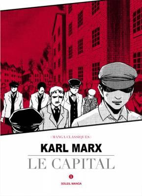 Visuel Capital (le) / Manga de Dokuha : Shihonron (Das Kapital 1) (Seinen)
