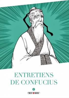 Visuel Entretiens de Confucius / Manga de Dokuha: Analects (Seinen)