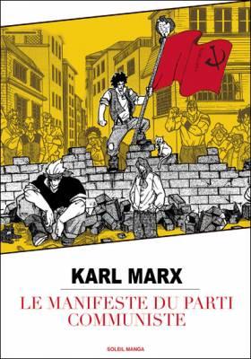 Visuel Manifeste du Parti Communiste (Le) / Manga de dokuha: Manifest der Kommunistischen Partei (Seinen)