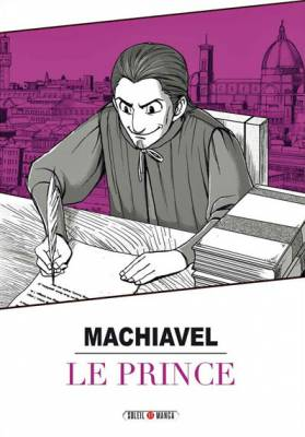 Visuel Prince (Le) / Manga de Dokuha : Kunshuron (Seinen)