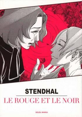 Visuel Rouge et le Noir (Le) / Manga de Dokuha: Aka to kuro (le Rouge et le Noir) (Seinen)