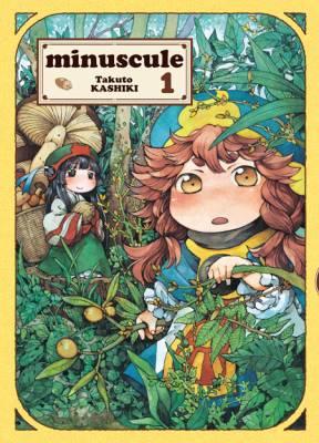 Visuel Minuscule / Hakumei to Mikochi (ハクメイとミコチ) - Tiny little life in the woods (Seinen)