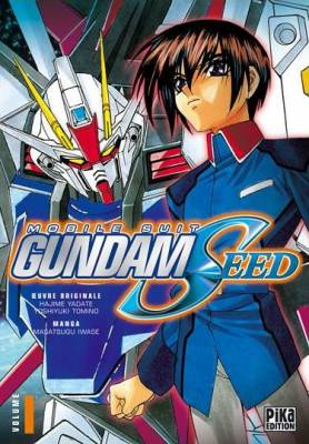 Visuel Mobile Suit Gundam Seed / Kidou Senshi Gundam Seed (Seinen)