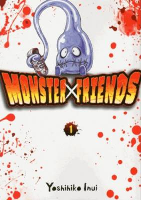 Visuel Monster x Friends / Tomodachi x Monster (トモダチ×モンスター) (Seinen)