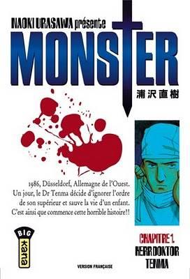 Visuel Monster / Monster (Seinen)