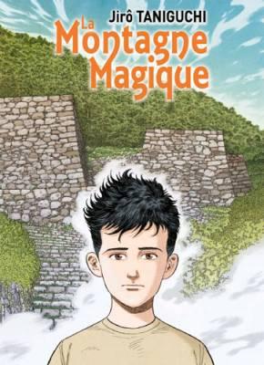 Visuel Montagne Magique (La) / Maho no yama (Seinen)