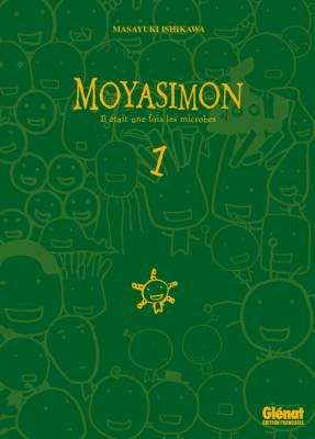 Visuel Moyasimon : Il était une fois les microbes / Moyashimon (もやしもん) (Seinen)