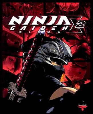 Visuel Ninja Gaiden Sigma 2 - La Guerre des Vampires / Ninja Gaiden Sigma 2 - The Vampire War (Seinen)