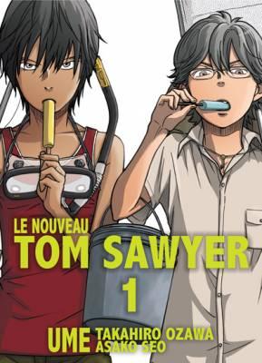 Visuel Nouveau Tom Sawyer (Le) / Nankoku Tom Sawyer (Seinen)