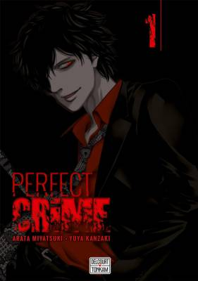 Visuel Perfect Crime / Funouhan (Seinen)