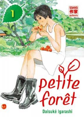Visuel Petite Forêt / Komori (Seinen)