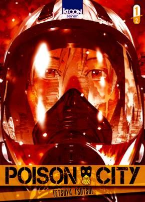 Visuel Poison City / Yuugai Toshi (有害都市) (Seinen)
