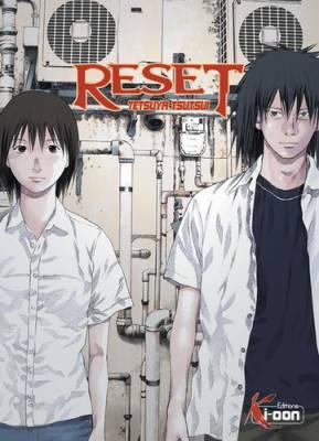 Visuel Reset / Reset (Seinen)